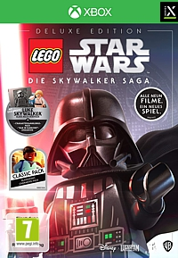 LEGO Star Wars: Die Skywalker Saga - Deluxe Edition (Xbox Series)