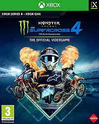 Monster Energy Supercross 4 (Xbox Series)
