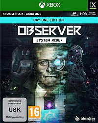 Observer: System Redux - Day 1 Edition (Xbox Series)