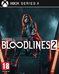 Vampire: The Masquerade - Bloodlines 2 (Xbox Series X)