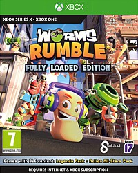 Worms Rumble: Fully Loaded Edition (Xbox Series)