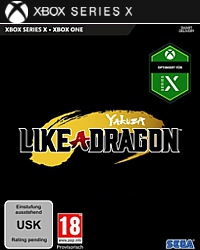 Yakuza 7: Like a Dragon - Day Ichi Edition (Xbox Series X)