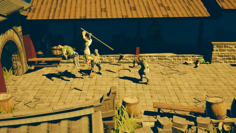 9 Monkeys of Shaolin (Playstation 4)