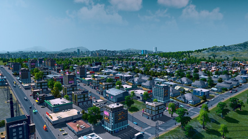 Cities: Skylines - Parklife Edition (Xbox One)