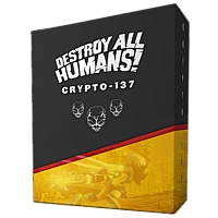 Destroy all Humans! - Crypto 137 Edition (Playstation 4)