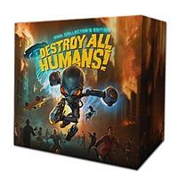 Destroy all Humans! - DNA Collectors Edition (PC-Spiel)