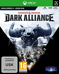 Dungeons & Dragons: Dark Alliance - Steelbook Edition (Xbox Series)