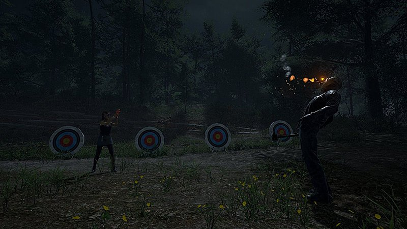 Friday the 13th: Ultimate Slasher Edition (Playstation 4)