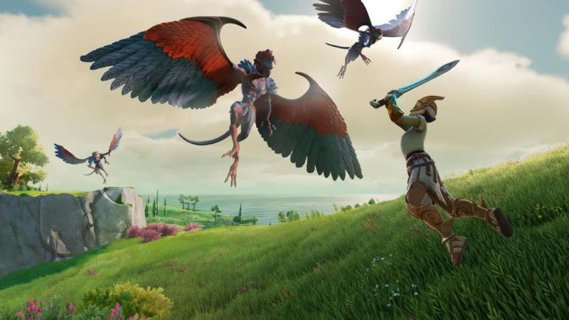 Gods & Monsters (Xbox One)