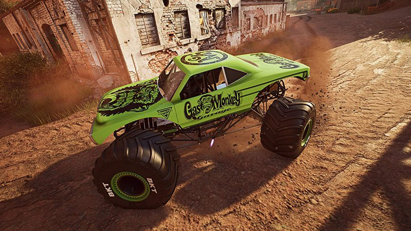 Monster Jam: Steel Titans 2 (Xbox One)