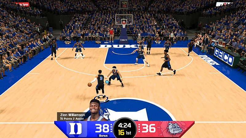 NBA 2K20 (Playstation 4)