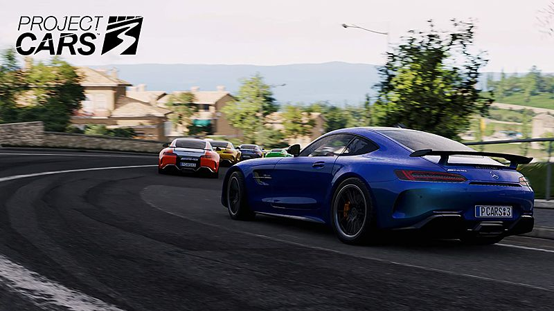 Project Cars 3 (Playstation 4)