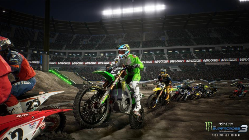 Monster Energy Supercross 3 (Xbox One)