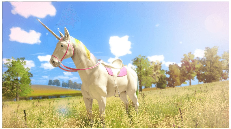 The Unicorn Princess (Playstation 4)