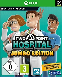 Two Point Hospital - Jumbo Edition (Xbox One)