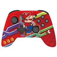 Controller Switch Wireless Hori Pad, Super Mario (Switch)