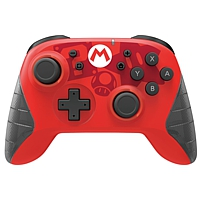 Controller Switch Wireless Hori Pad, Mario (Switch)