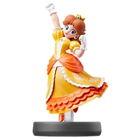 amiibo Super Smash Bros. Collection: 071 Daisy