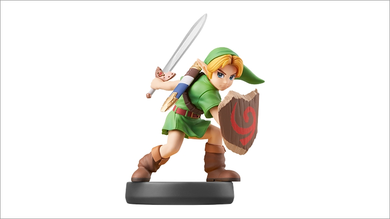 amiibo Super Smash Bros. Collection: 070 Junger Link