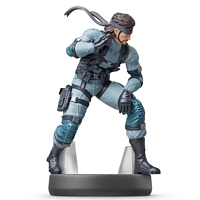 amiibo Super Smash Bros. Collection: 075 Solid Snake