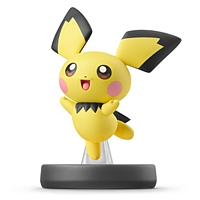 amiibo Super Smash Bros. Collection: 072 Pichu