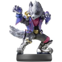amiibo Super Smash Bros. Collection: 063 Wolf