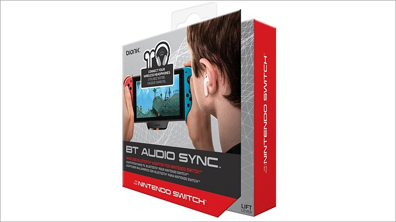 Bluetooth Audio Sync für Nintendo Switch (Switch)