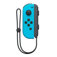 Controller Switch Joy-Con, Neon-Blau Links (Switch)
