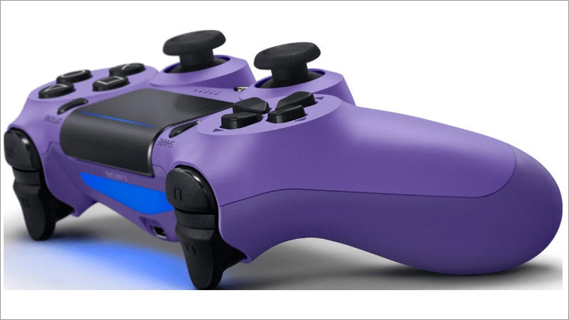 Controller Dual Shock 4, Electric Purple V2 (Playstation 4)