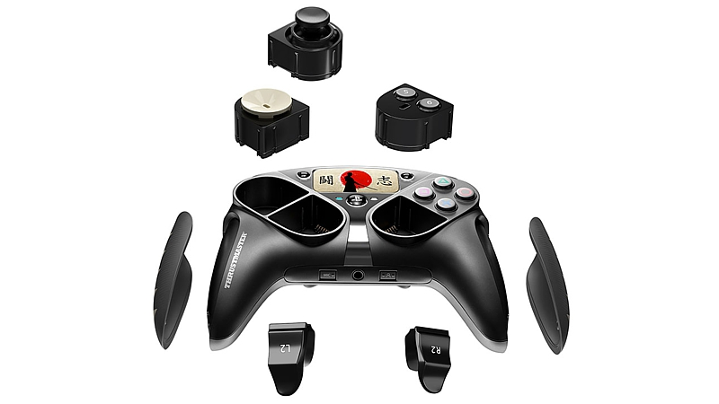 eSwap Pro Controller Fighting Pack (Playstation 4)