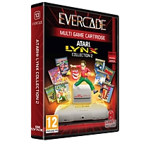Evercade Cartridge 13 - Atari Lynx Collection 2 (8 Games)