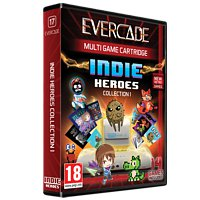 Evercade Cartridge 17 - Indie Heroes Collection 1