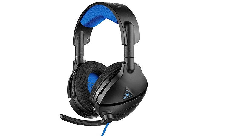 Headset Turtle Beach Ear Force Stealth 300 schwarz/blau (Playstation 4)
