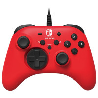 Controller Switch Hori Pad - rot (Switch)