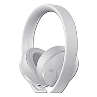 Headset Sony wireless 7.1 Gold weiss (Playstation 4)