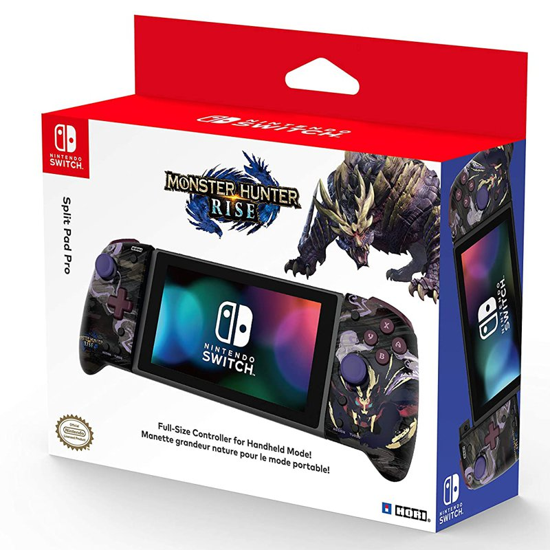 Controller Split Pad Pro - Monster Hunter Rise (Switch)