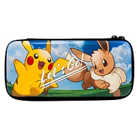 Tasche Nintendo Switch Lets Go Pouch - Pikachu/Evoli (Switch)