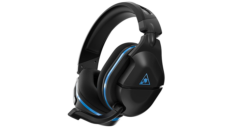 Headset Turtle Beach Ear Force Stealth 600 Gen.2 schwarz/blau (Playstation 4)