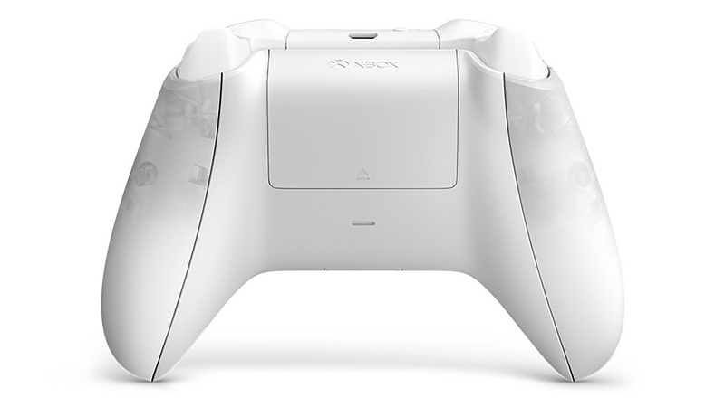 Controller wireless, Phantom White (Xbox One)