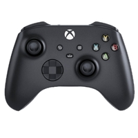 Controller wireless, schwarz (Carbon Black) (Xbox Series)