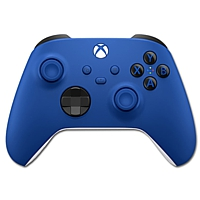 Controller wireless, blau (Shock Blue) (Xbox Series)