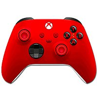 Controller wireless, rot (Pulse Red) (Xbox Series)