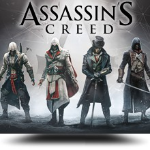 Merchandise Assassins Creed
