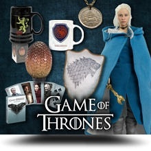 Merchandise Game of Thrones