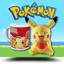 Merchandise Pokemon