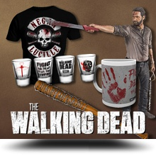 Merchandise The Walking Dead