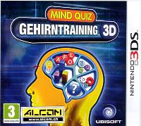Mind Quiz Gehirntraining 3D (Nintendo 3DS)