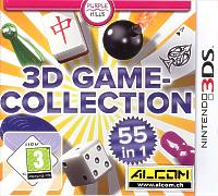 3D Game Collection: 55 in 1 (Nintendo 3DS)
