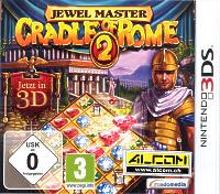Jewel Master: Cradle of Rome 2 (Nintendo 3DS)