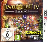 Jewel Quest 4: Heritage (Nintendo 3DS)